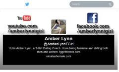Amber Lynn TGirl Twitter